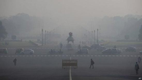 印度最高法发禁令应对德里雾霾 禁销大型柴油车