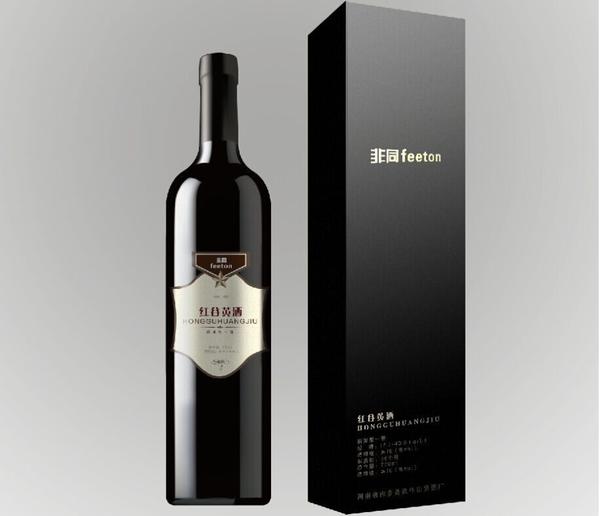 深圳红酒包装设计/深圳产品包装设计/深圳精美包装