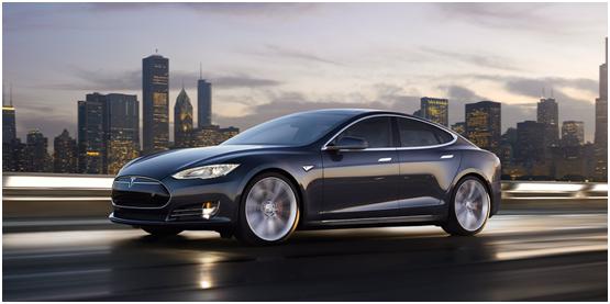 特斯拉称霸北美新能源汽车市场图片