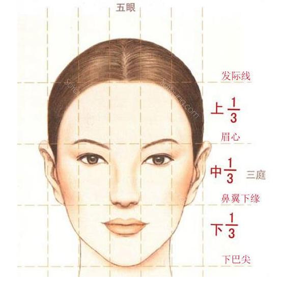 少妇脸型性交强弱_进来测测你是哪种脸型