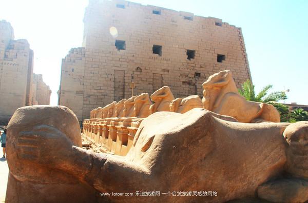 古埃及文明并未被阿拉伯埃及所灭图片
