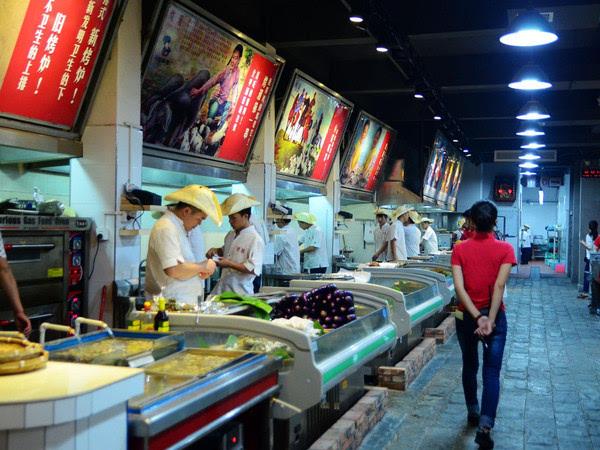 烤海鲜烤串店_蚝王餐厅——味美价廉的平价海鲜店
