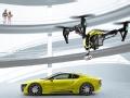 [海外新车]Rinspeed搭载无人机概念车