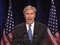 《周六夜现场第41季片花》第八期 布什放言参加总统竞选 嘲笑特朗普发型丑