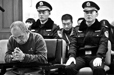 怀疑人当庭认罪供图/通州法院