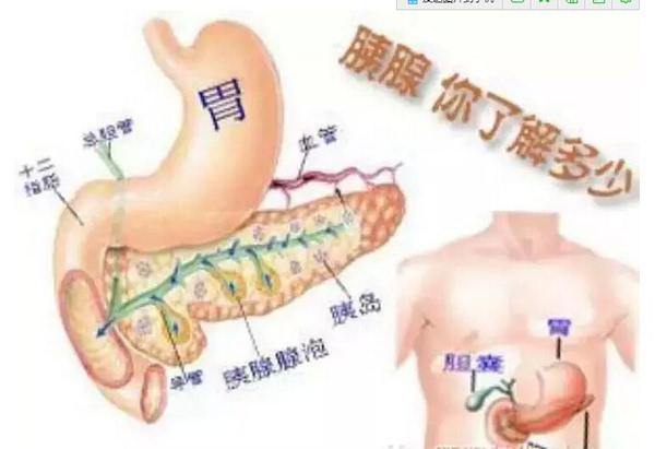 胰腺增厚对身体影响大吗