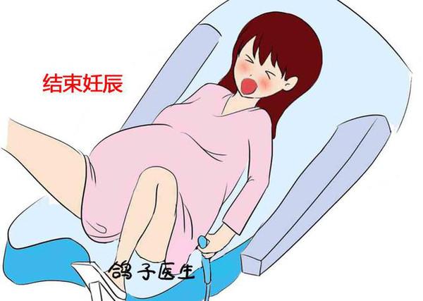 知道这些,分娩时让宝宝快出生,妈妈少受罪!