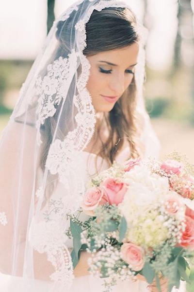 bridal viel