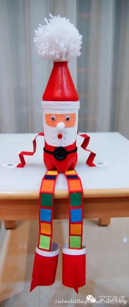 手工制作圣诞老