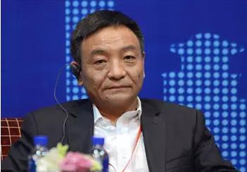 中国银联总裁 大佬时文朝
