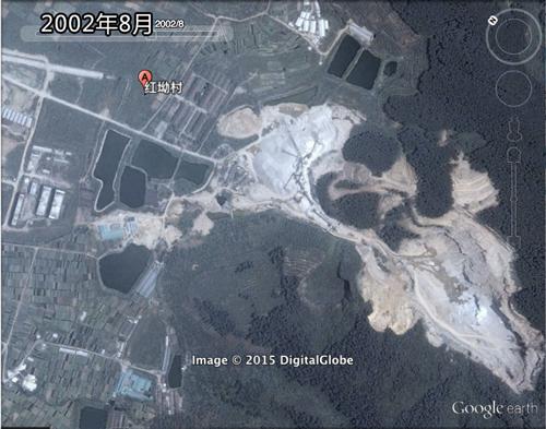 深圳山体滑坡原因,谷歌地图揭示事发地10年变迁