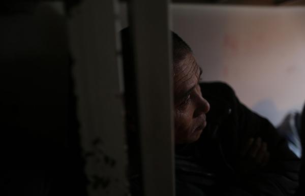 60岁的被欠薪农民工王洪星。