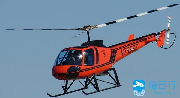资料图:恩斯特龙480b直升机 重庆通航官网图