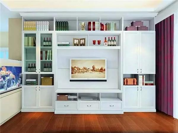 多款客厅卧室厨房柜子装修效果图,小户型该怎么装