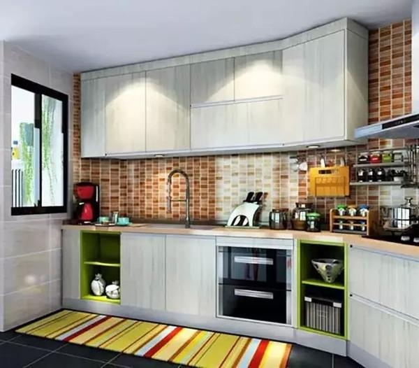 多款客厅卧室厨房柜子装修效果图,小户型该怎么装图片
