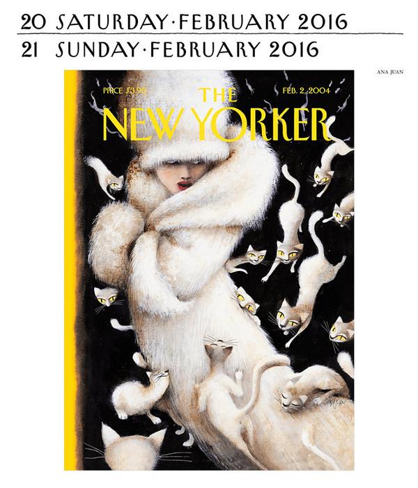 写给时间的情书 2016年最具情调的5款日历