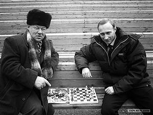 阿纳托利・戈尔布诺夫长相酷似普京