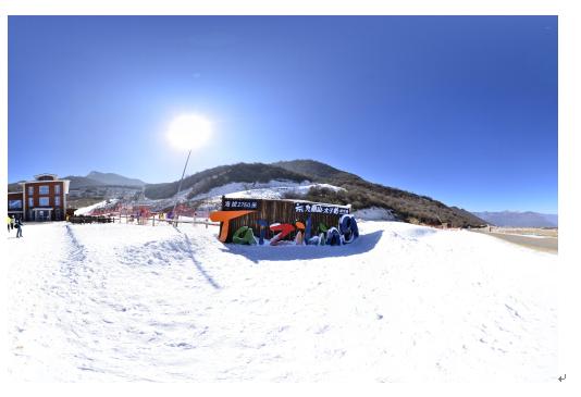 """太子岭滑雪场位于四川省阿坝州""""古羌城""""茂县九鼎山风景区,距离成都市区160公里,是成都人家门口的滑雪场。"""