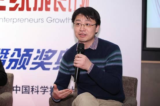 创业家成长计划大学生创业团队代表合影