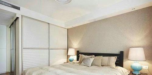 12万精致风格三室两厅装修效果图 温馨色系装扮四口之家-精致风格三