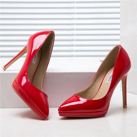 高跟鞋设计图 铅笔
