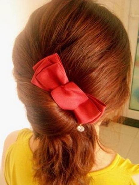 小泽老师教发型: 时尚清新图片