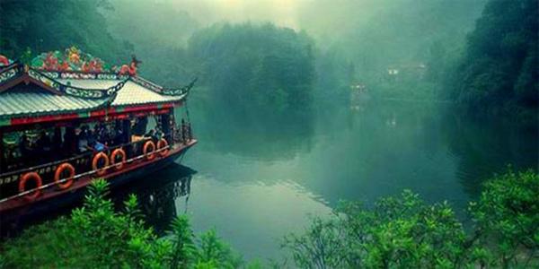 成都周边自驾旅游景点推荐