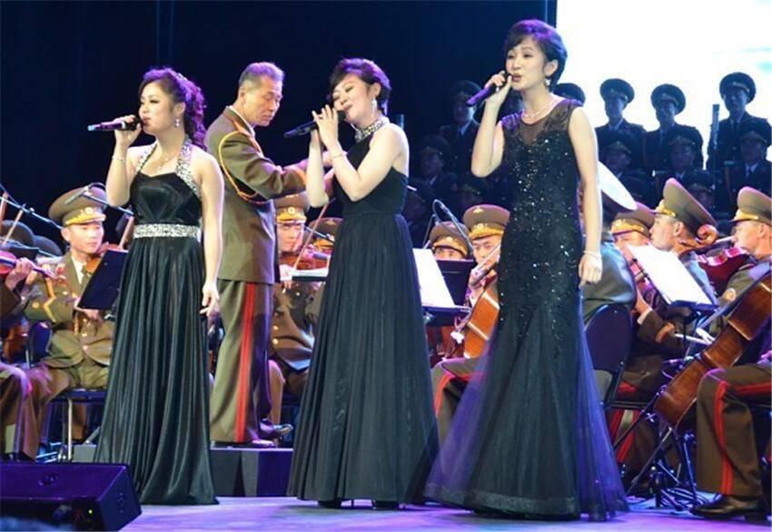 青峰乐团以铜管乐器演奏为主,成员主要来自王在山轻音乐乐团.