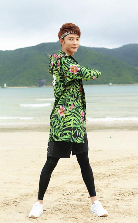 张丹峰奔跑卡路里