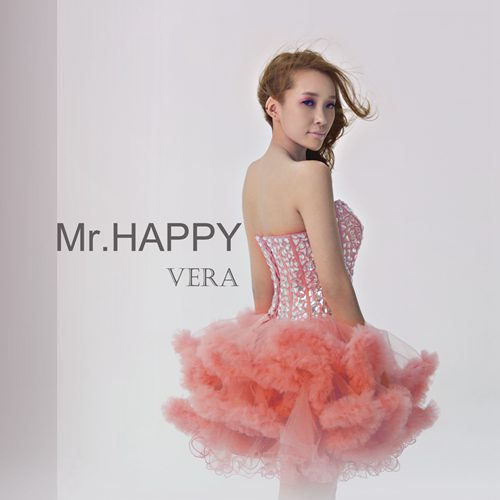 夏拉EP《Mr.Happy》