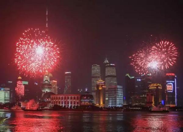 今年外滩没有烟火灯光秀,上海人的跨年夜该怎么过图片