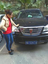 蒲女士买的荣威车多次出现故障,一查发现是辆旧车