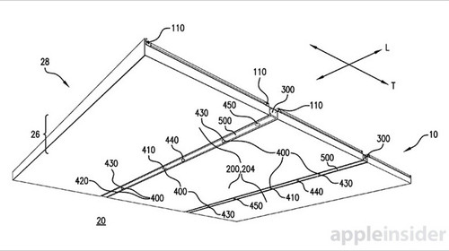 Apple Store零售店专利:智能照明天花板