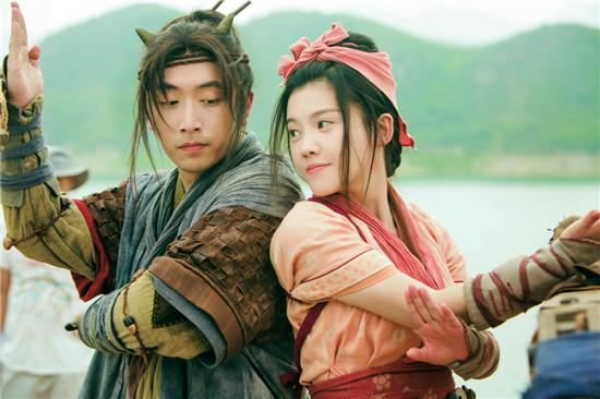《万万没想到:西游篇》热映 杨子姗低调吸粉图片