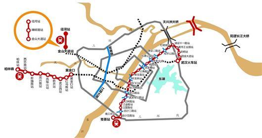 鄂州新港路地图