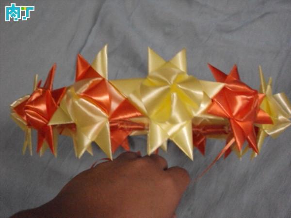 【世漫陶缘】传统手工风铃制作图解漂亮的彩带风
