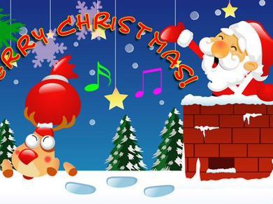 温馨地道的圣诞节英文祝福语