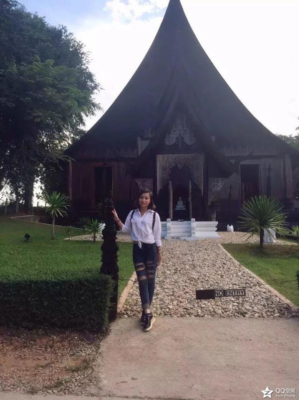 泰国白庙黑庙灵异事件图片