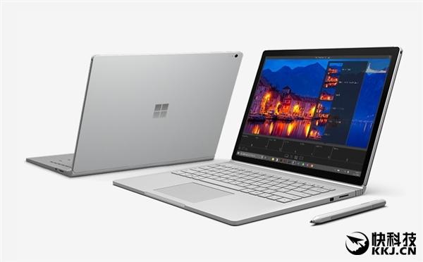 壕真多!Surface Book顶配版售罄 完爆RMBP