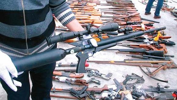 2中国黑枪销量上升 主要买家是
