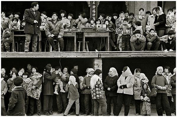1996-山西--古戏台上下