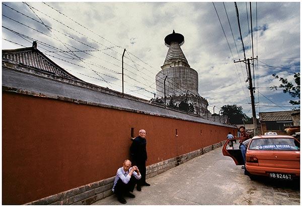 白塔寺(北京)1990