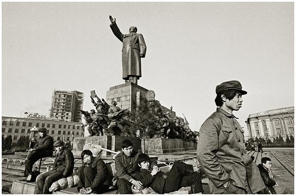 进城打工的山东农民(辽宁)1990年