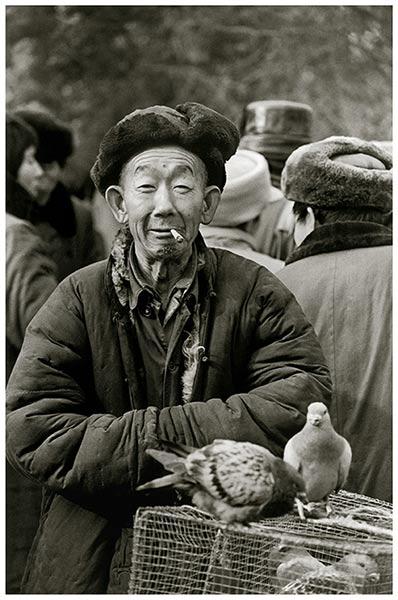 龙潭湖鸟市(北京)-1978