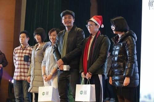 刘烨支持诺一当歌手:他音准比我好