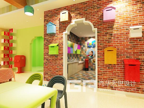 幼儿园空间环境设计:家概念的重要性