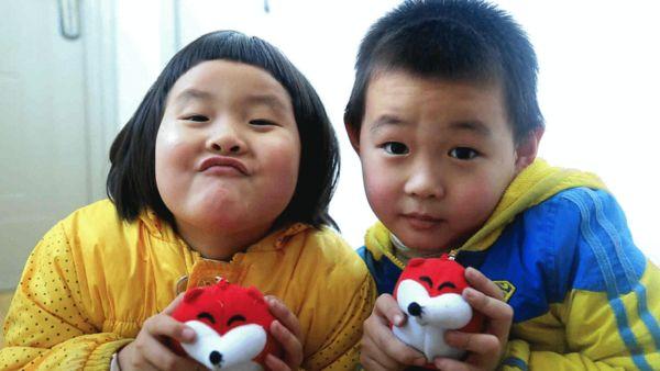 两个孩子温心的话让郭敏感觉十足皆值