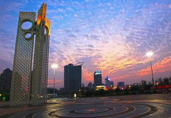潍坊是一座具有九百多万人口的城市