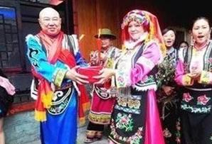 各民族��nm9.h9-_中国各民族的婚服,你见过多少?
