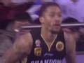 视频-CBA第23轮五佳球 富兰克林曲臂比斯利平筐